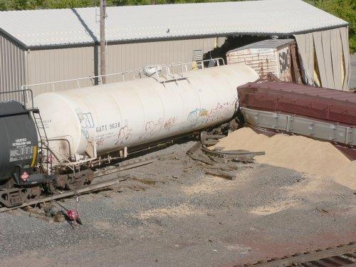 Nubieber Train Wreck